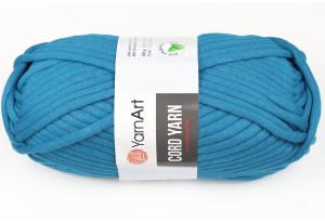 Пряжа YarnArt Cord Yarn, #789, темно-бирюзовая