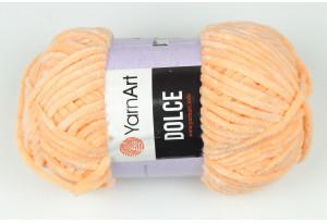 Пряжа YarnArt Dolce, #778, персиковая