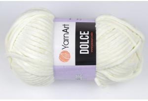 Пряжа YarnArt Dolce, #745, молочная