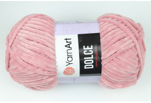 Пряжа YarnArt Dolce, #769, пастельно-розовая