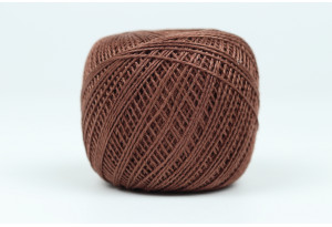 Пряжа YarnArt Iris, #0932, шоколадная