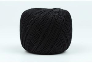 Пряжа YarnArt Iris, #0935, черная