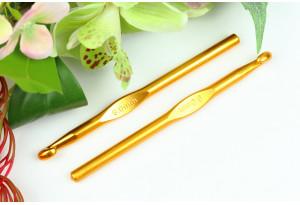 Крючок алюминиевый, без ручки 9.0 мм