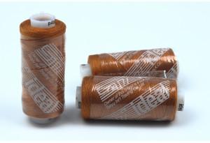 Нитки швейные IDEAL, №481, коричневые
