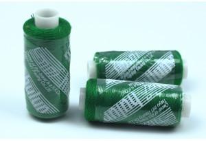 Нитки швейные IDEAL, №219, зеленые