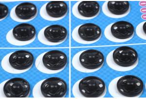 Кнопки пришивные, 12 мм, набор 6 шт.